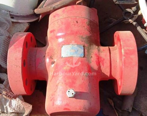 Oilfeild Machine Choke Valve WM2200