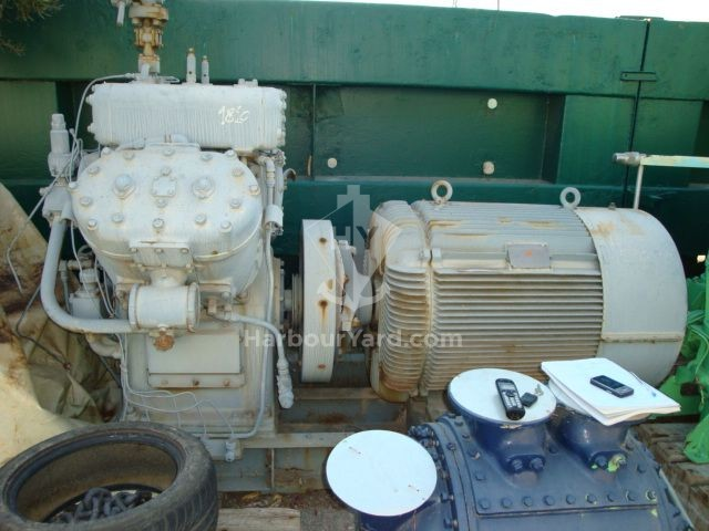 TANABE VHC476EB AIR COMPRESSOR